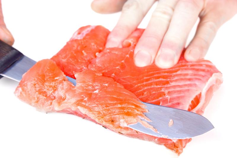 Как солят рыбу бывалые моряки из Мурманска