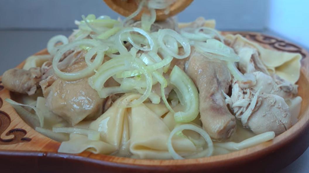 Бешбармак по-казахски: простой и вкусный рецепт для новичков