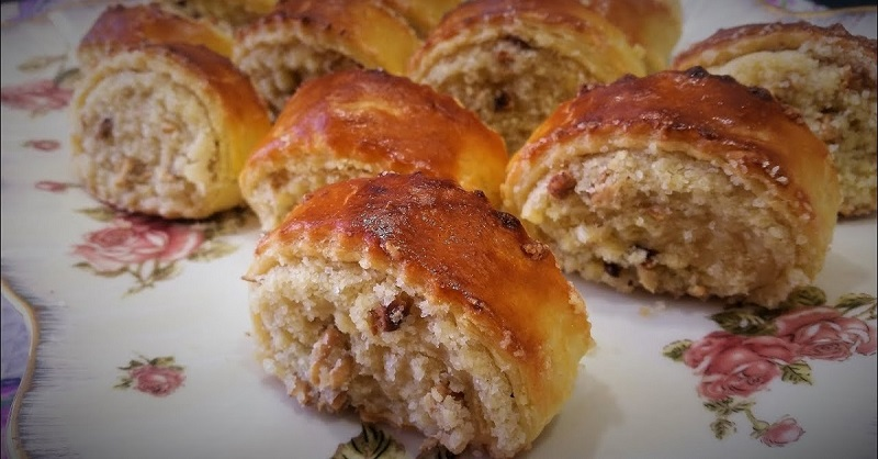 Рецепт грузинского песочного печенья