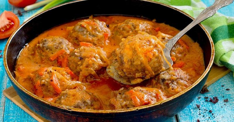 Рецепт тефтелей без мяса