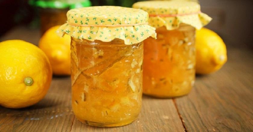 Как приготовить вкусное и полезное лимонное варенье