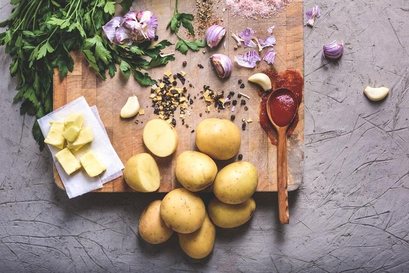 Превращение картофеля в изысканное блюдо