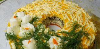 Какой салат цыганка готовит вместо оливье