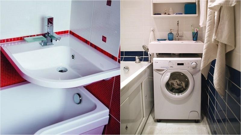Как сделать ванную комнату просторной и вместительной