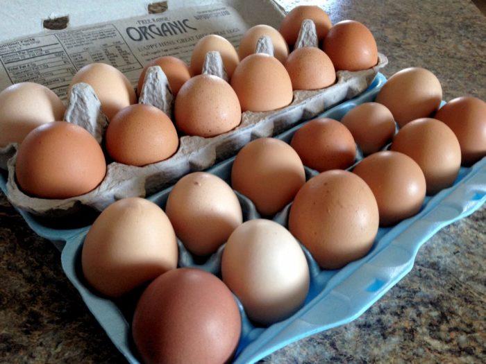 Почему в большинстве холодильников лоток для яиц имеет именно 8 ячеек, а не 10