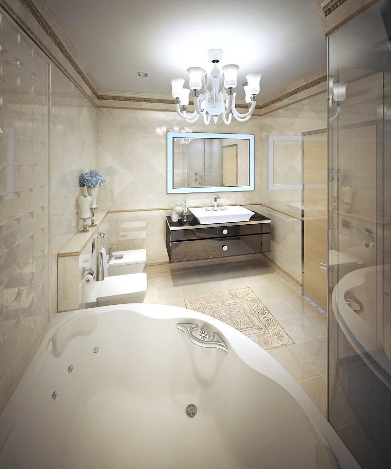 Чего не должно быть в ванной комнате