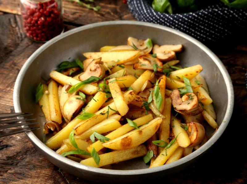 Как приготовить божественно вкусный картофель: аж 23 совета!