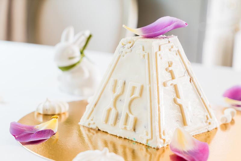 Золотая коллекция рецептов творожной пасхи