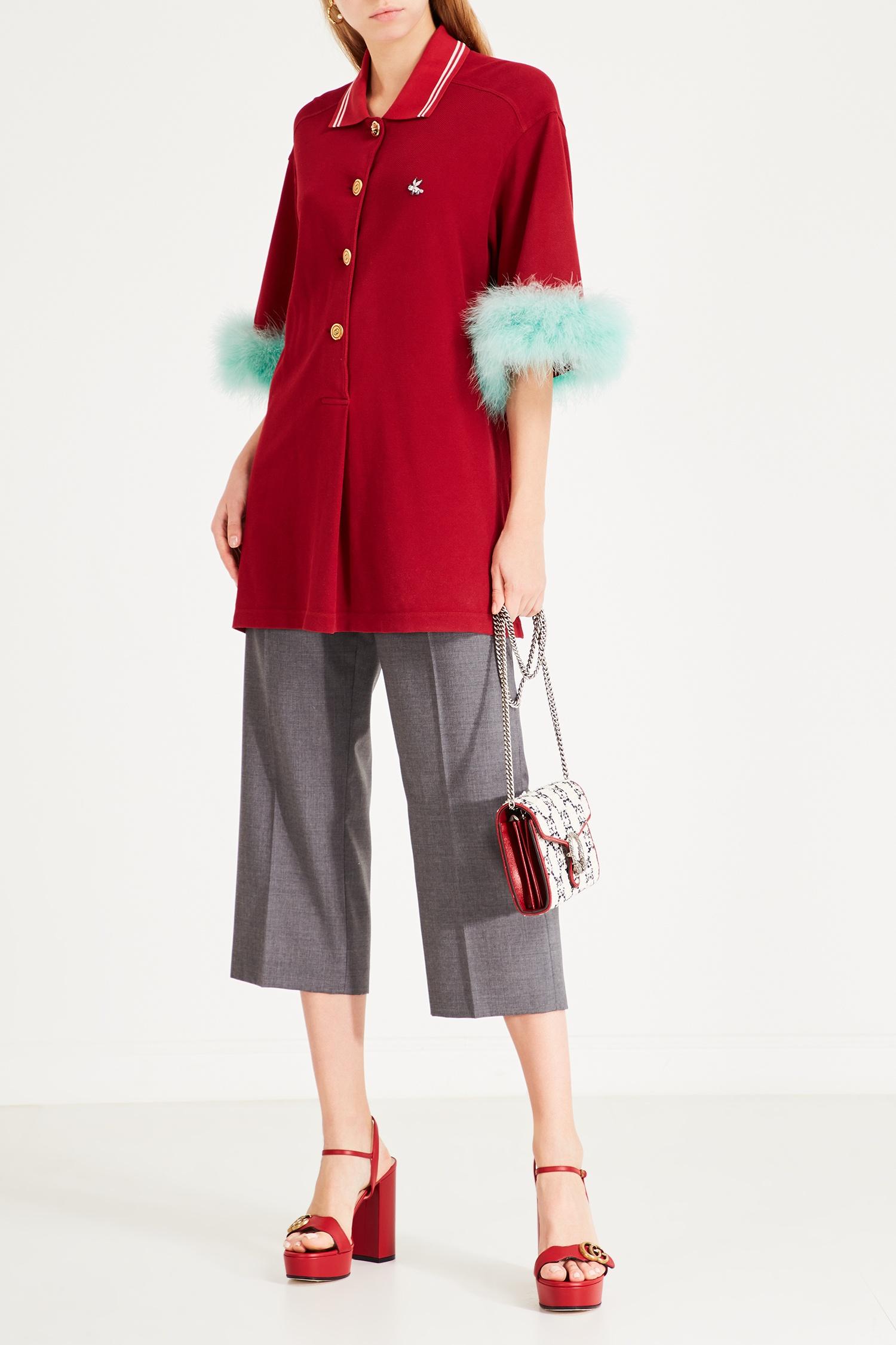 С чем носить лонгсливы и поло: топ-8 идей для модных женских образов