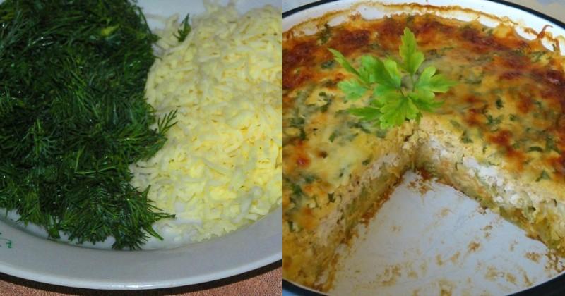 Зачем насыпать сырые макароны в форму для запекания