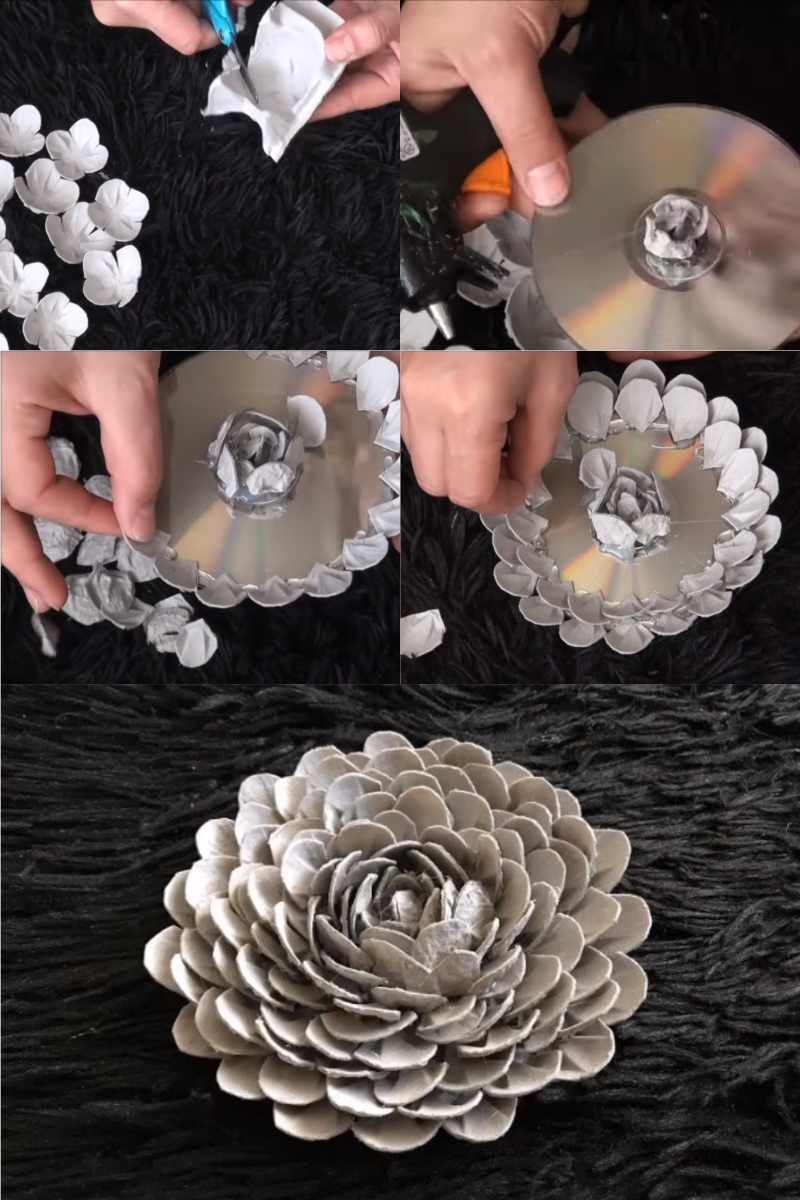 Стоит ли выбрасывать бумажные яичные лотки