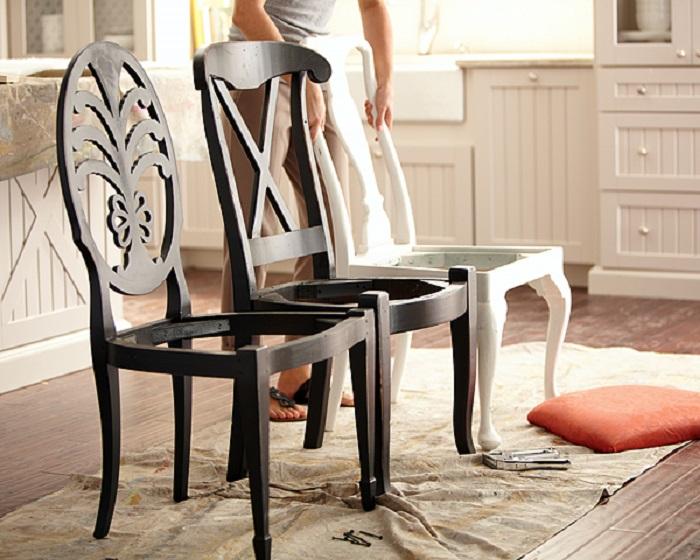 Для чего сгодятся старые стулья