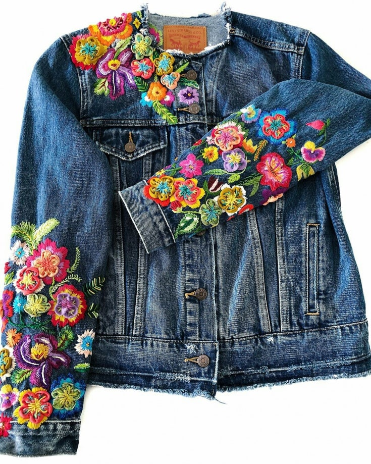 Старый добрый джинс: как из поношенных вещей создать шедевр
