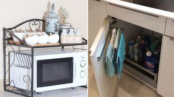 Подборка органайзеров для кухни и не только
