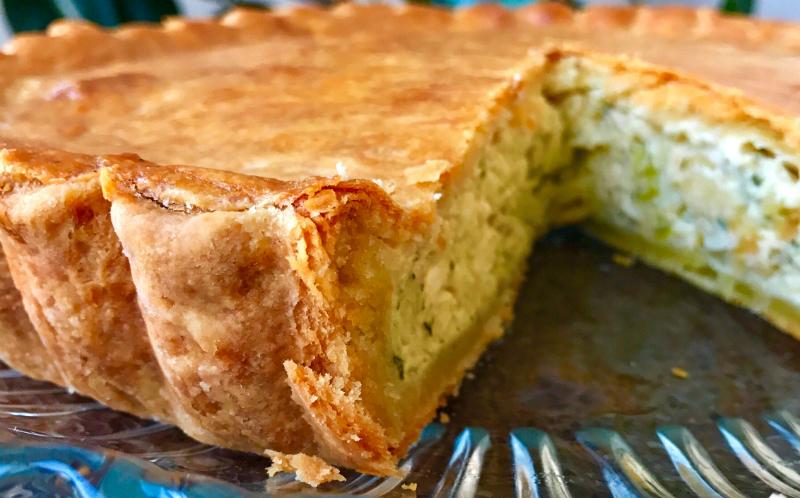5 несладких пирогов от кудесницы Ольги Матвей. Вкусная и сытная выпечка.