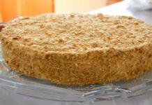"""Торт """"Наполеон"""", такого вкусного вы еще не пробовали"""