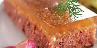 Холодец — 5 рецептов приготовления вкусного домашнего холодца