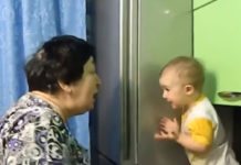 Диалог бабушки и внучки