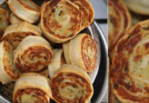 Картофельные рулетики алупатры: постная закуска вкуснее отбивных! Аромат — сказка! ?