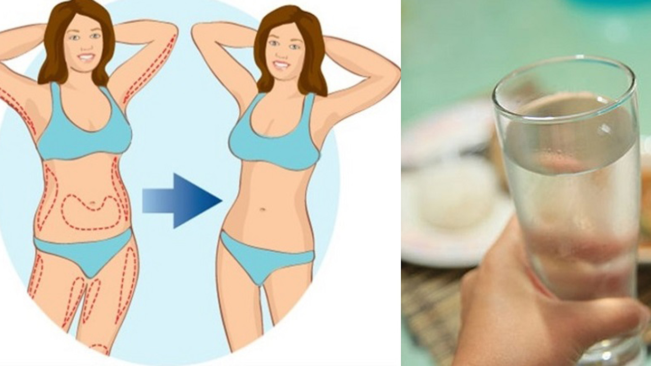 Можно ли похудеть на водяной диете