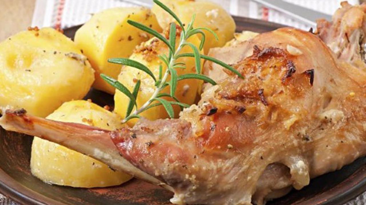 Полезные и сытные блюда из кролика с помощью духовки
