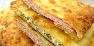 Сырные лепешки на кефире: 15 минут — и вкуснейшее блюдо готово!