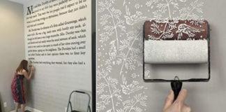 5 оригинальных идей для декорирования стен! Меня пленил № 3…