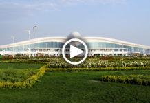 Невероятно! Новый аэропорт Ашхабада поражает воображение