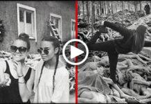 Художник Показал Глупым Туристам, Почему Нельзя Фотографироваться На Фоне Мемориалов