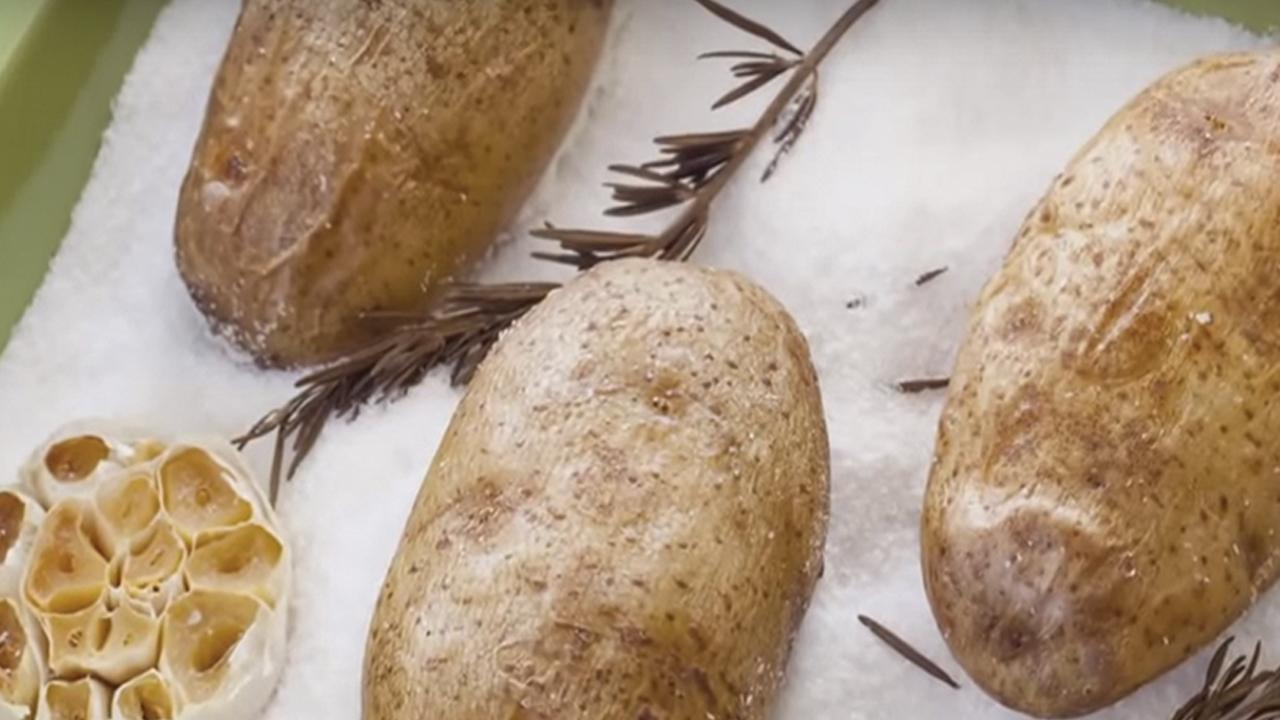 Блюда приготовленные в помпейской печи