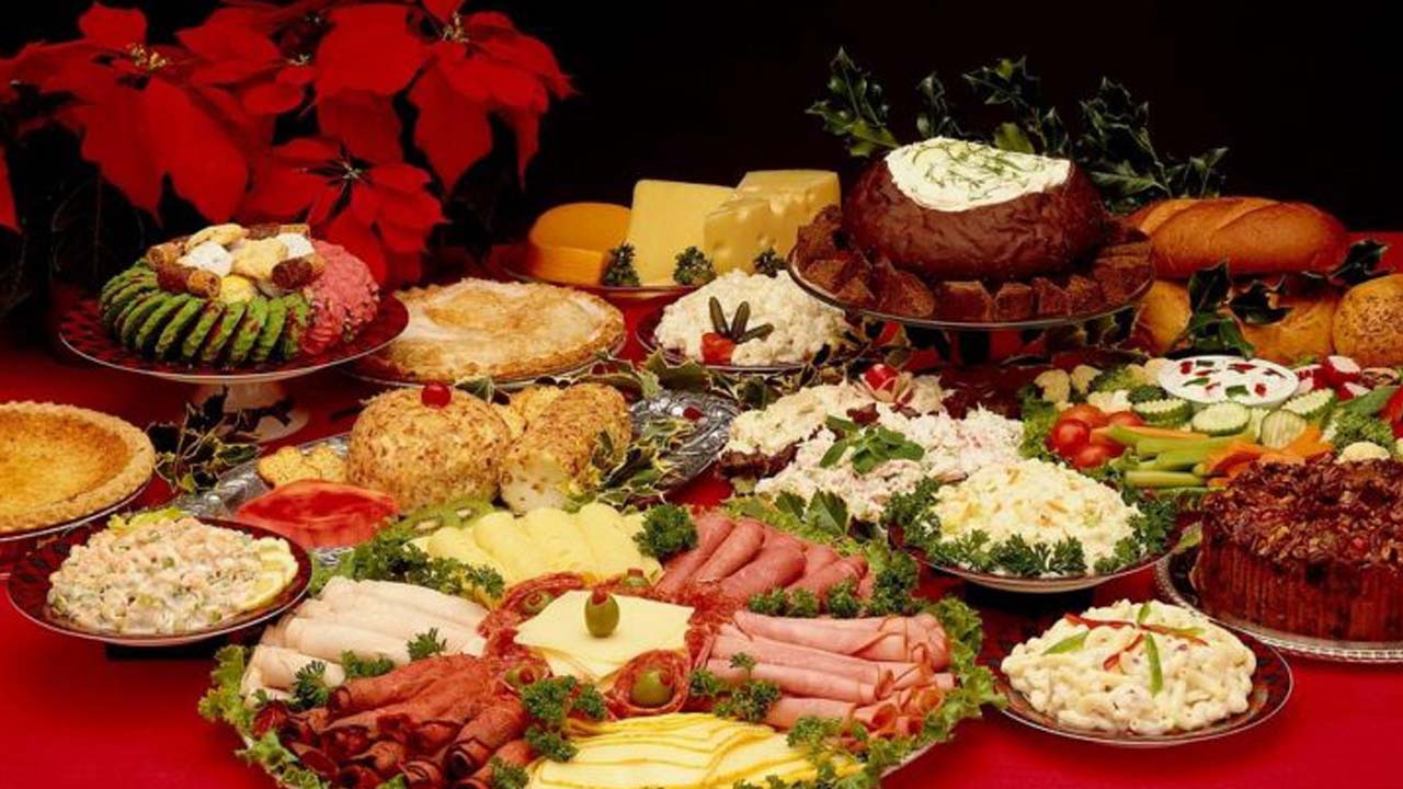 Салаты на день рождения. Вкусные рецепты праздничных салатов.
