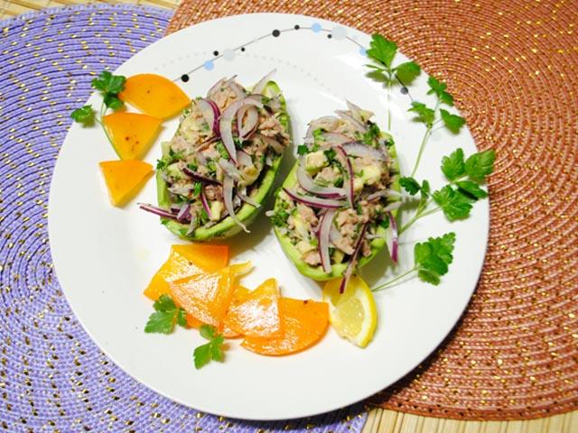 Вкусные салаты с авокадо в домашних условиях