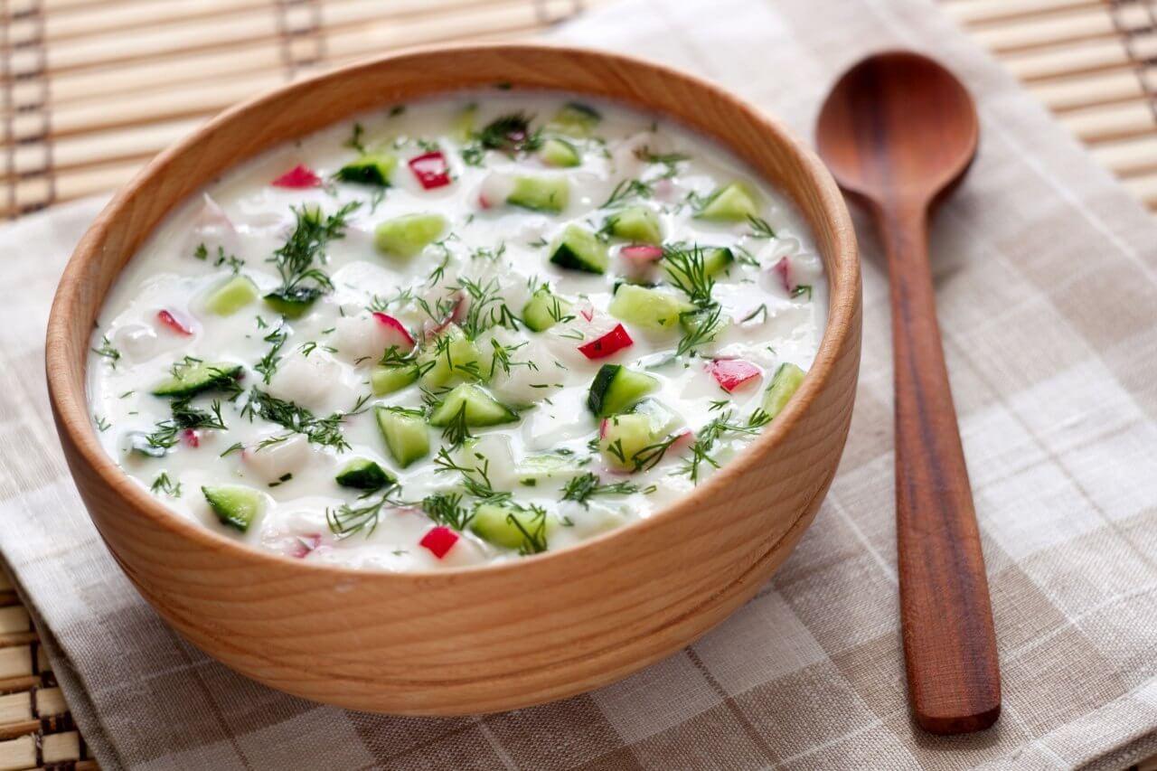 такой супы на кефире рецепты с фото можно