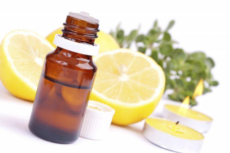 Масло лимона похудения