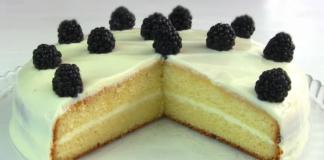 """Простой и очень вкусный тортик """"Маша"""""""