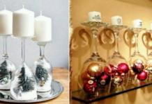 Куда деть разрозненные бокалы или фужеры в доме