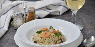 Это не плов, и не рисовая каша, это ризотто с морепродуктами. 30 минут – и вкус Италии на вашем столе.