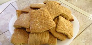 Медовенькое ты мое! Вкусное и очень мягкое печенье с медом - не черствеет даже не упакованное.