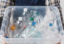 Изготовление метлы из пластиковых бутылок