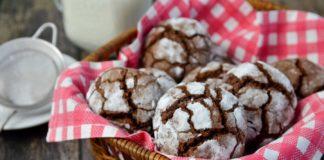Шоколадное печенье «Необычное»