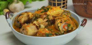 Шедевры кулинарии из Грузии
