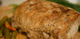 Никакой духовки! Как приготовить идеально сочное свиное мясо?