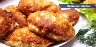 «Королевские» котлеты – сытный деликатес с яично-сырной начинкой
