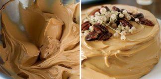 Рецепт карамельного крема для тортов, пирожных, эклеров и шу