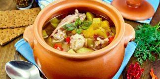 Подборка рецептов блюд в горшочках