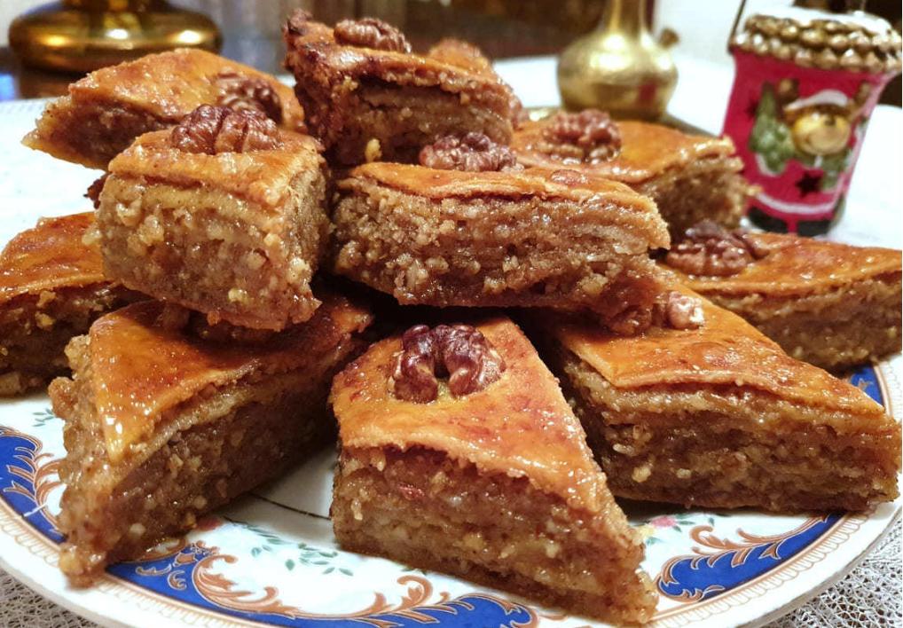 наиболее выдающиеся восточные сладости своими руками рецепты с фото фабрика милена