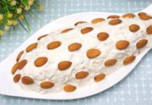 «Герцогиня сельдь» в норвежской шубе. Рецепт без картошки и яиц.