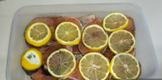 Солим красную рыбу – просто и очень вкусно