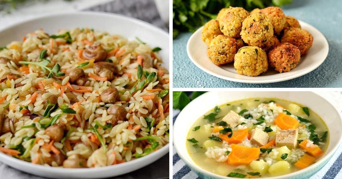 7 идеальных блюд для поста: полноценное и вкусное питание