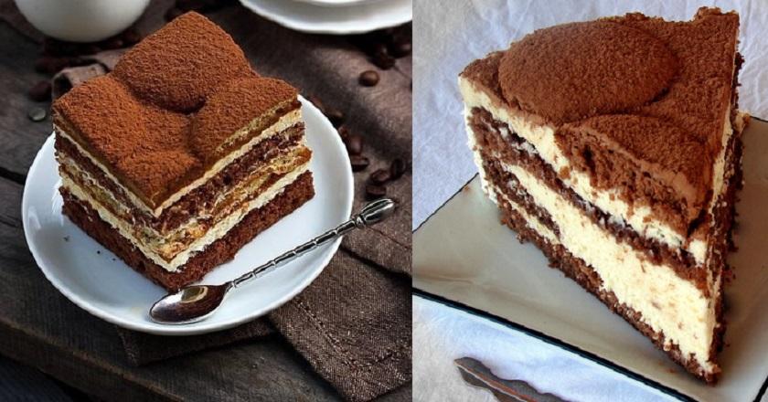 Торт «Латте макиато»: тонкости приготовления